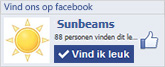 sunbeams.be op facebook